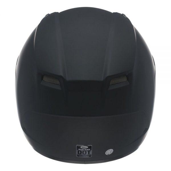 1548941774-00455600.jpg-Bell Street 2019 Qualifier STD Adult Helmet (Solid Matte Black)