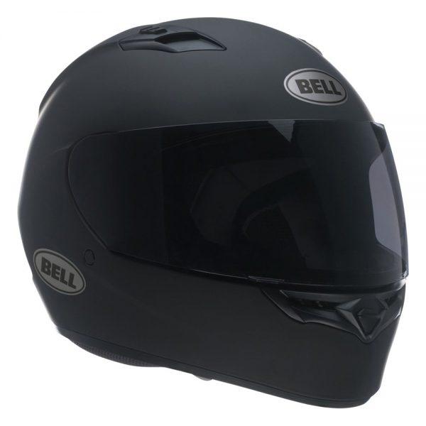 1548941779-15758200.jpg-Bell Street 2019 Qualifier STD Adult Helmet (Solid Matte Black)