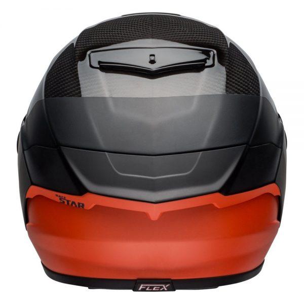 1548941802-14195800.jpg-Bell Street 2019 Race Star Adult Helmet (Lux Black/Orange)