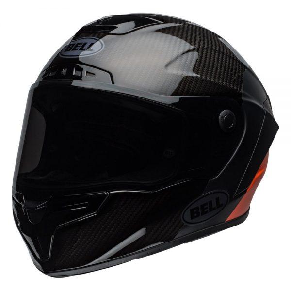 1548941809-45663500.jpg-Bell Street 2019 Race Star Adult Helmet (Lux Black/Orange)