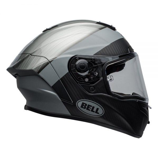 1548941815-27085900.jpg-Bell Street 2019 Race Star Adult Helmet (Surge Brushed Metal/Grey)