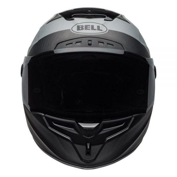 1548941820-64638200.jpg-Bell Street 2019 Race Star Adult Helmet (Surge Brushed Metal/Grey)