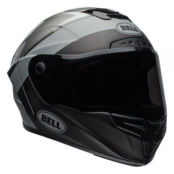 1548941822-80520200.jpg-Bell Street 2019 Race Star Adult Helmet (Surge Brushed Metal/Grey)