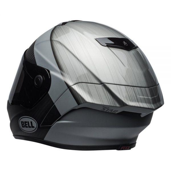 1548941824-33905000.jpg-Bell Street 2019 Race Star Adult Helmet (Surge Brushed Metal/Grey)