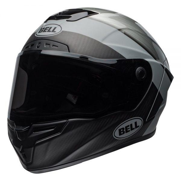 1548941825-95056900.jpg-Bell Street 2019 Race Star Adult Helmet (Surge Brushed Metal/Grey)