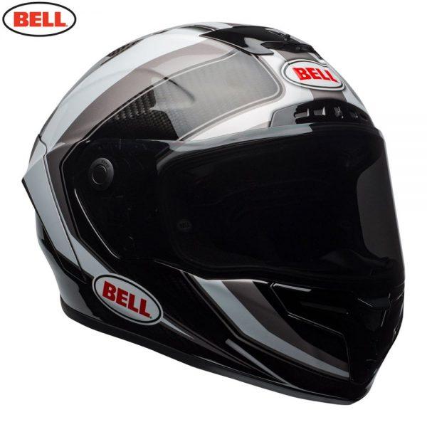 1548941875-73949800.jpg-Bell Street 2018 Race Star Adult Helmet (Sector White/Titanium)