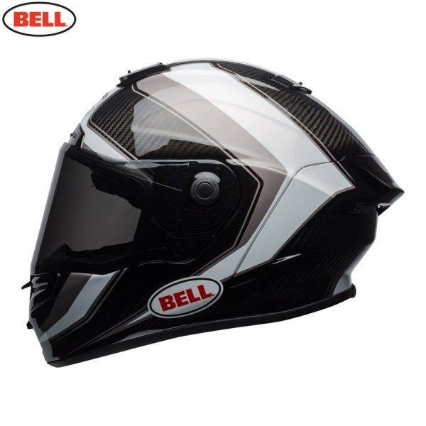1548941882-75941000.jpg-Bell Street 2018 Race Star Adult Helmet (Sector White/Titanium)