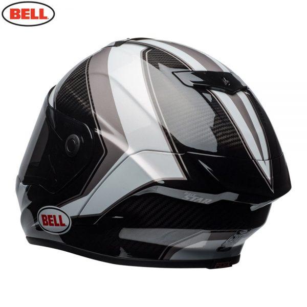 1548941884-80457300.jpg-Bell Street 2018 Race Star Adult Helmet (Sector White/Titanium)