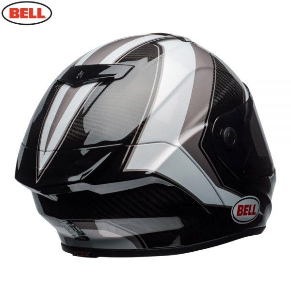 1548941887-38488400.jpg-Bell Street 2018 Race Star Adult Helmet (Sector White/Titanium)