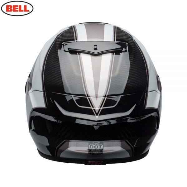 1548941889-29027700.jpg-Bell Street 2018 Race Star Adult Helmet (Sector White/Titanium)