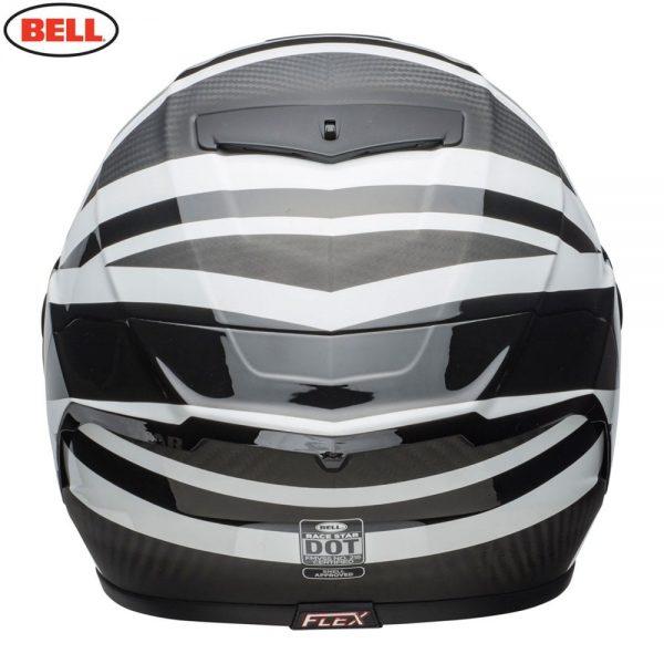 1548941909-34078200.jpg-Bell Street 2018.1 Race Star Adult Helmet (Ace Cafe Black Jack Black/White)