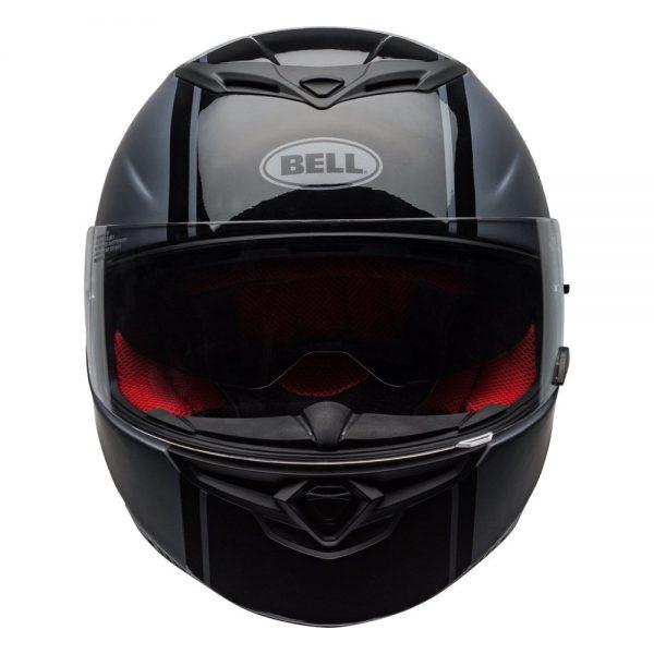 1548941920-50966500.jpg-Bell Street 2019 RS2 Adult Helmet (Rally Black/Titanium)