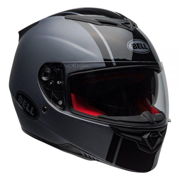 1548941927-79721300.jpg-Bell Street 2019 RS2 Adult Helmet (Rally Black/Titanium)