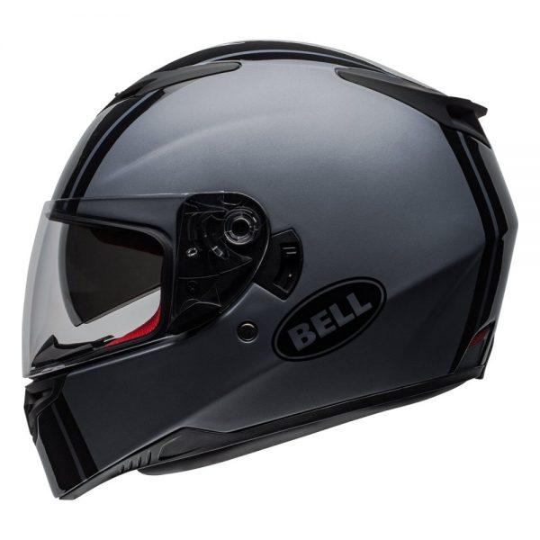 1548941930-04446600.jpg-Bell Street 2019 RS2 Adult Helmet (Rally Black/Titanium)