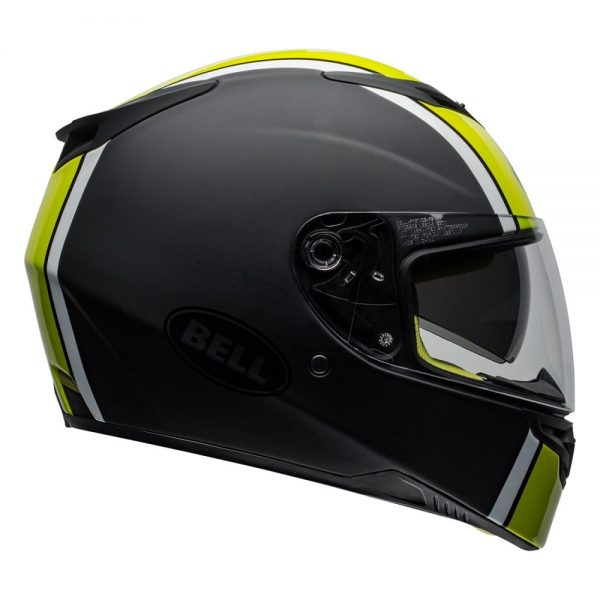 1548941932-54941900.jpg-Bell Street 2019 RS2 Adult Helmet (Rally Black/White/Hi-Viz Yellow)