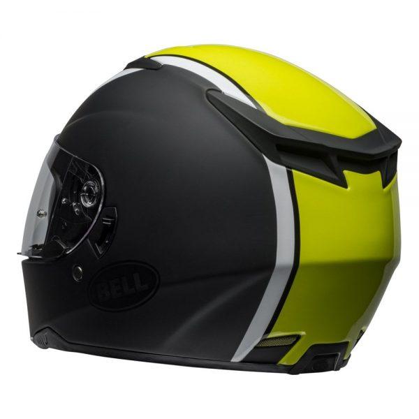 1548941934-68933200.jpg-Bell Street 2019 RS2 Adult Helmet (Rally Black/White/Hi-Viz Yellow)