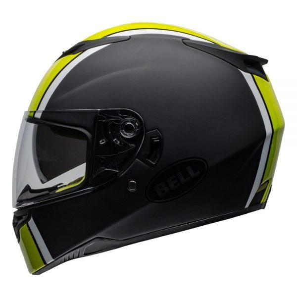 1548941941-12628500.jpg-Bell Street 2019 RS2 Adult Helmet (Rally Black/White/Hi-Viz Yellow)
