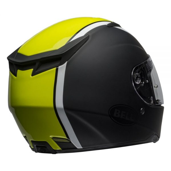 1548941945-92369000.jpg-Bell Street 2019 RS2 Adult Helmet (Rally Black/White/Hi-Viz Yellow)