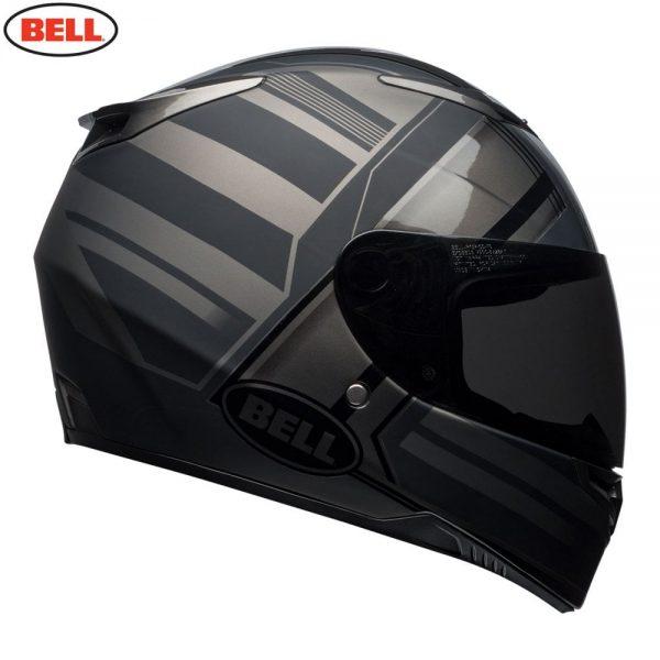 1548942042-13673700.jpg-Bell Street 2018 RS2 Adult Helmet (Tactical Matte Black/Titanium)
