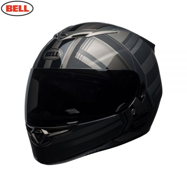 1548942047-58191400.jpg-Bell Street 2018 RS2 Adult Helmet (Tactical Matte Black/Titanium)