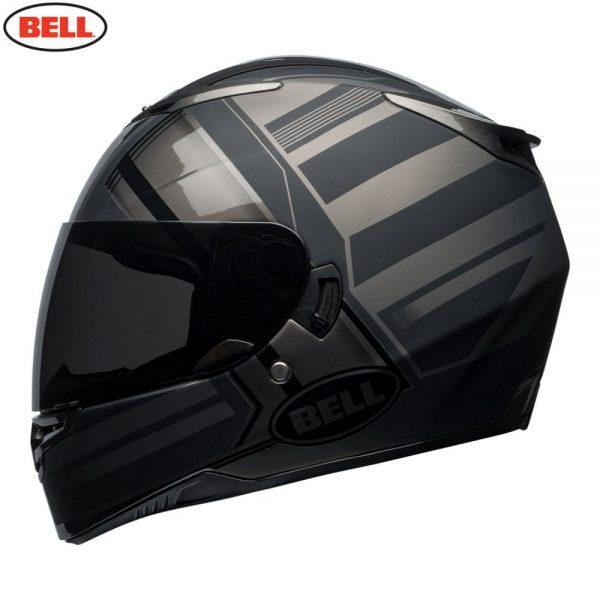 1548942049-12741800.jpg-Bell Street 2018 RS2 Adult Helmet (Tactical Matte Black/Titanium)