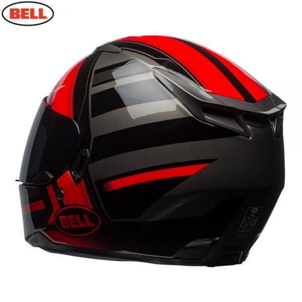 1548942064-50801900.jpg-Bell Street 2018 RS2 Adult Helmet (Tactical Red/Black/Titanium)