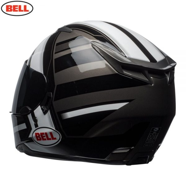 1548942078-58029400.jpg-Bell Street 2018 RS2 Adult Helmet (Tactical White/Black/Titanium)