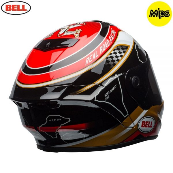 1548942127-81477400.jpg-Bell Street 2018 Star Mips Adult Helmet (Isle Of Man Pace Black/Gold)