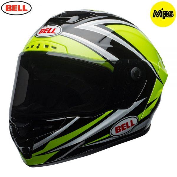 1548942153-05315600.jpg-Bell Street 2018 Star Mips Adult Helmet (Torsion Hi-Viz Green/Black)