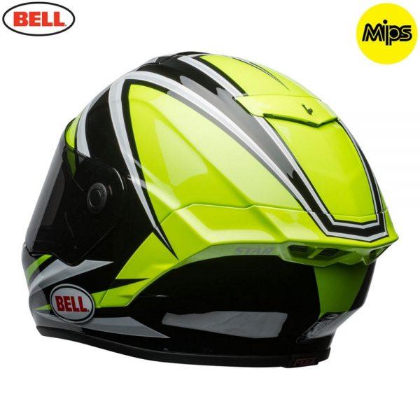 1548942156-50943700.jpg-Bell Street 2018 Star Mips Adult Helmet (Torsion Hi-Viz Green/Black)