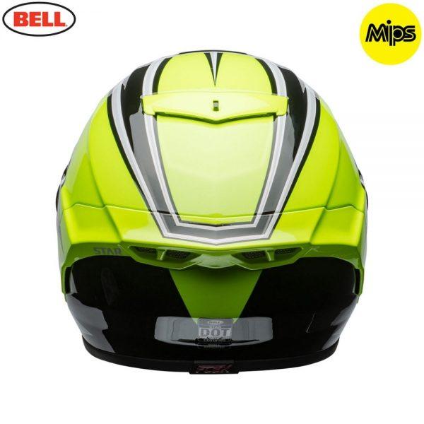 1548942158-48629700.jpg-Bell Street 2018 Star Mips Adult Helmet (Torsion Hi-Viz Green/Black)