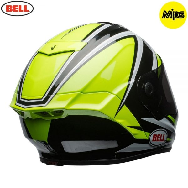 1548942160-17617000.jpg-Bell Street 2018 Star Mips Adult Helmet (Torsion Hi-Viz Green/Black)