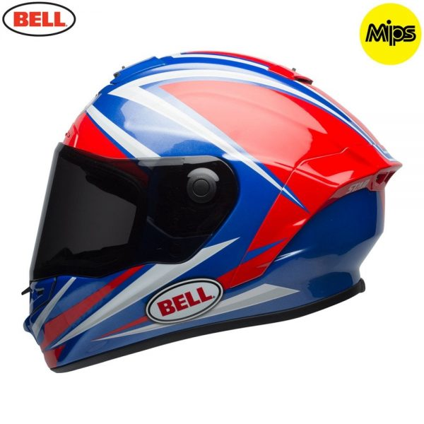 1548942169-70487000.jpg-Bell Street 2018 Star Mips Adult Helmet (Torsion Red/Blue)