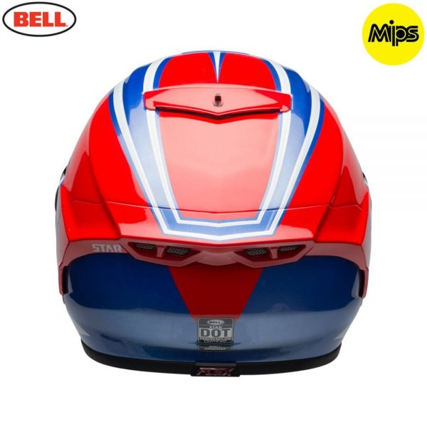 1548942173-81082700.jpg-Bell Street 2018 Star Mips Adult Helmet (Torsion Red/Blue)