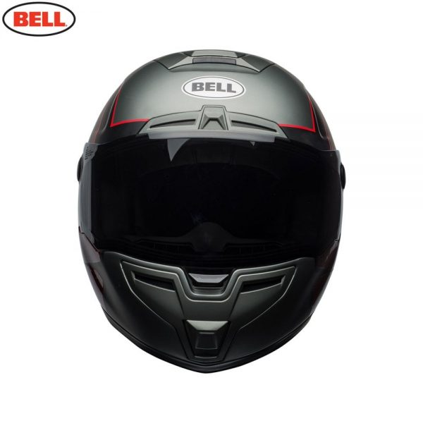1548942183-68298200.jpg-Bell Street 2018 SRT Adult Helmet (Hart Luck Charcoal/White/Red)