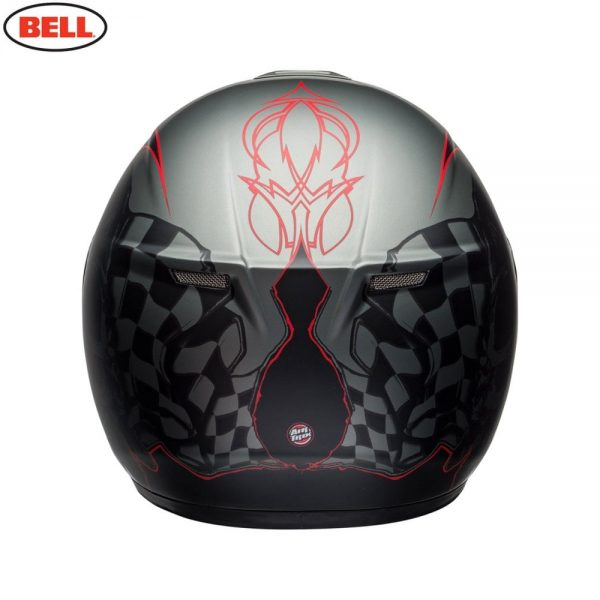 1548942191-77893900.jpg-Bell Street 2018 SRT Adult Helmet (Hart Luck Charcoal/White/Red)