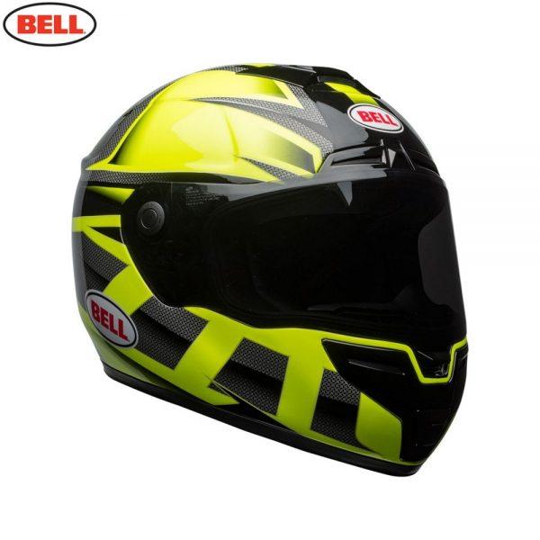 1548942214-60235500.jpg-Bell Street 2018 SRT Adult Helmet (Predator Hi-Viz Green/Black)