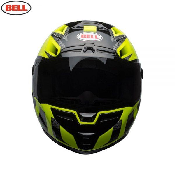 1548942217-02486900.jpg-Bell Street 2018 SRT Adult Helmet (Predator Hi-Viz Green/Black)