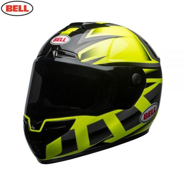 1548942218-72230100.jpg-Bell Street 2018 SRT Adult Helmet (Predator Hi-Viz Green/Black)