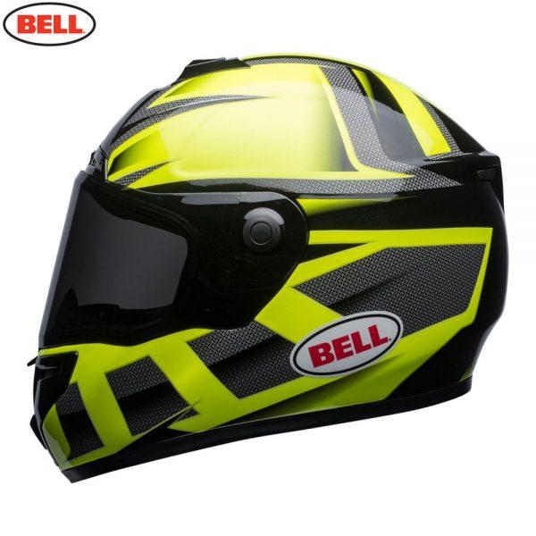1548942220-54654700.jpg-Bell Street 2018 SRT Adult Helmet (Predator Hi-Viz Green/Black)
