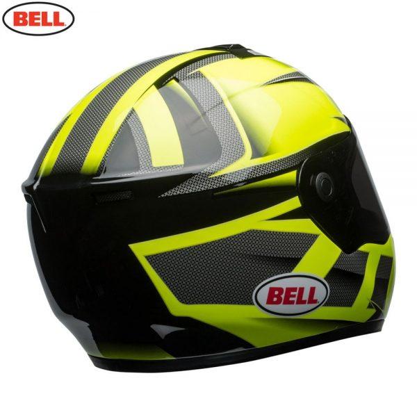 1548942226-91641600.jpg-Bell Street 2018 SRT Adult Helmet (Predator Hi-Viz Green/Black)