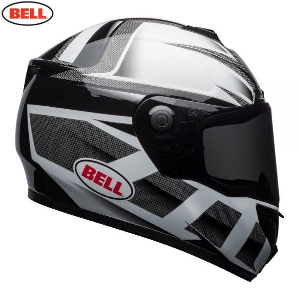 1548942228-79600600.jpg-Bell Street 2018 SRT Adult Helmet (Predator White/Black)