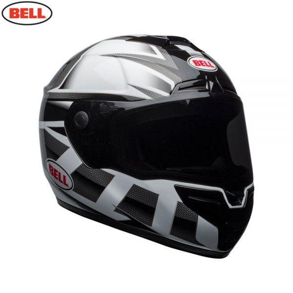1548942230-83299200.jpg-Bell Street 2018 SRT Adult Helmet (Predator White/Black)