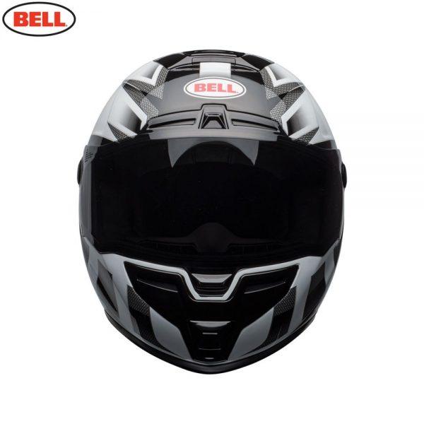 1548942232-99253700.jpg-Bell Street 2018 SRT Adult Helmet (Predator White/Black)