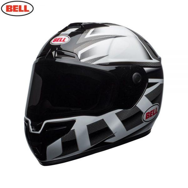 1548942235-14258800.jpg-Bell Street 2018 SRT Adult Helmet (Predator White/Black)