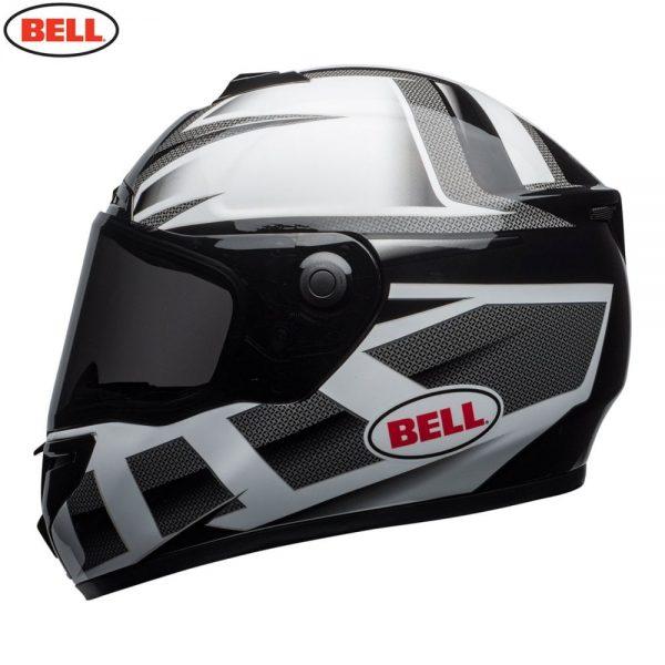 1548942237-34641600.jpg-Bell Street 2018 SRT Adult Helmet (Predator White/Black)