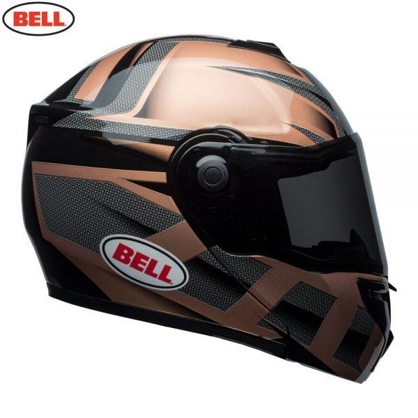 1548942303-65137400.jpg-Bell Street 2018 SRT Modular Adult Helmet (Predator Black/Copper)