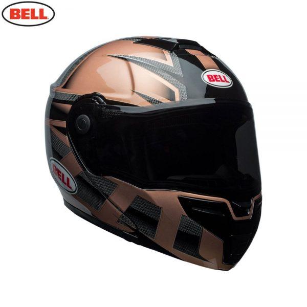 1548942306-86418600.jpg-Bell Street 2018 SRT Modular Adult Helmet (Predator Black/Copper)