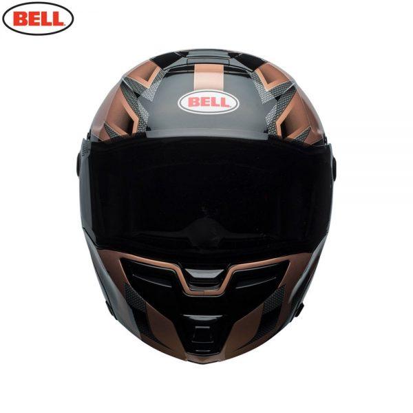 1548942309-05773300.jpg-Bell Street 2018 SRT Modular Adult Helmet (Predator Black/Copper)