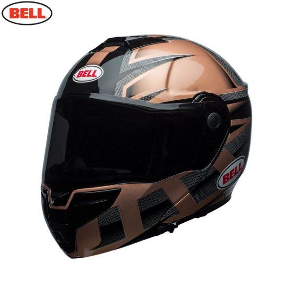 1548942311-58358700.jpg-Bell Street 2018 SRT Modular Adult Helmet (Predator Black/Copper)